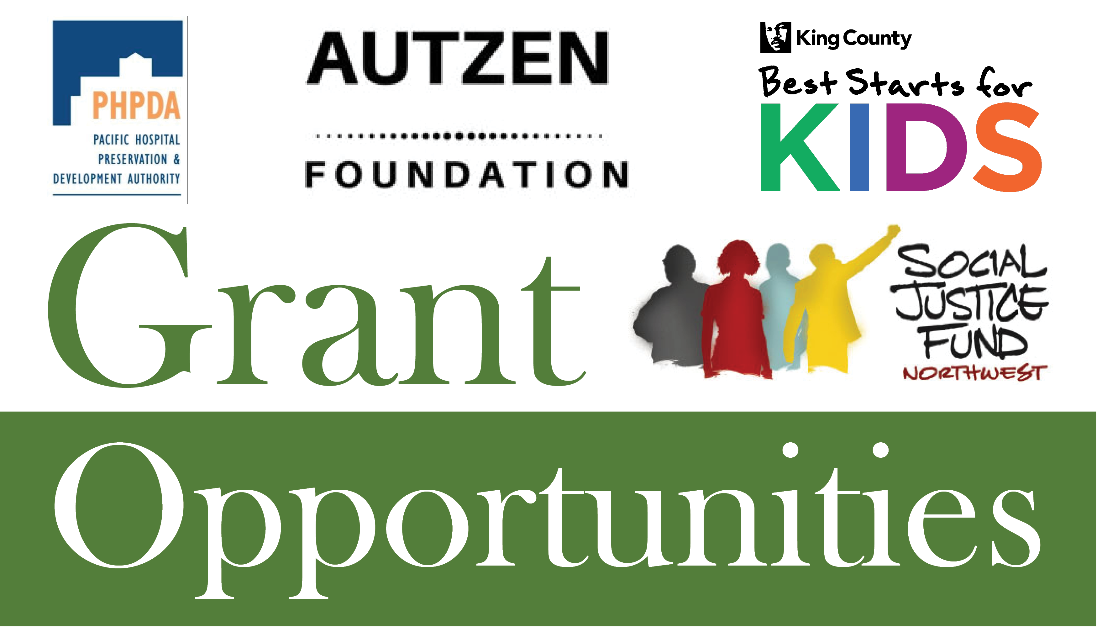 Grant Opportunities – Fall 2019