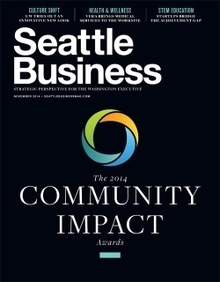 Seattle Business Magazine Recognizes 501 Commons as Nonprofit of the Year