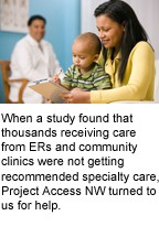 Project Access story image